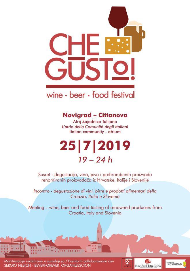 http://www.novigrad.hr/wine_beer_food_festival_che_gusto