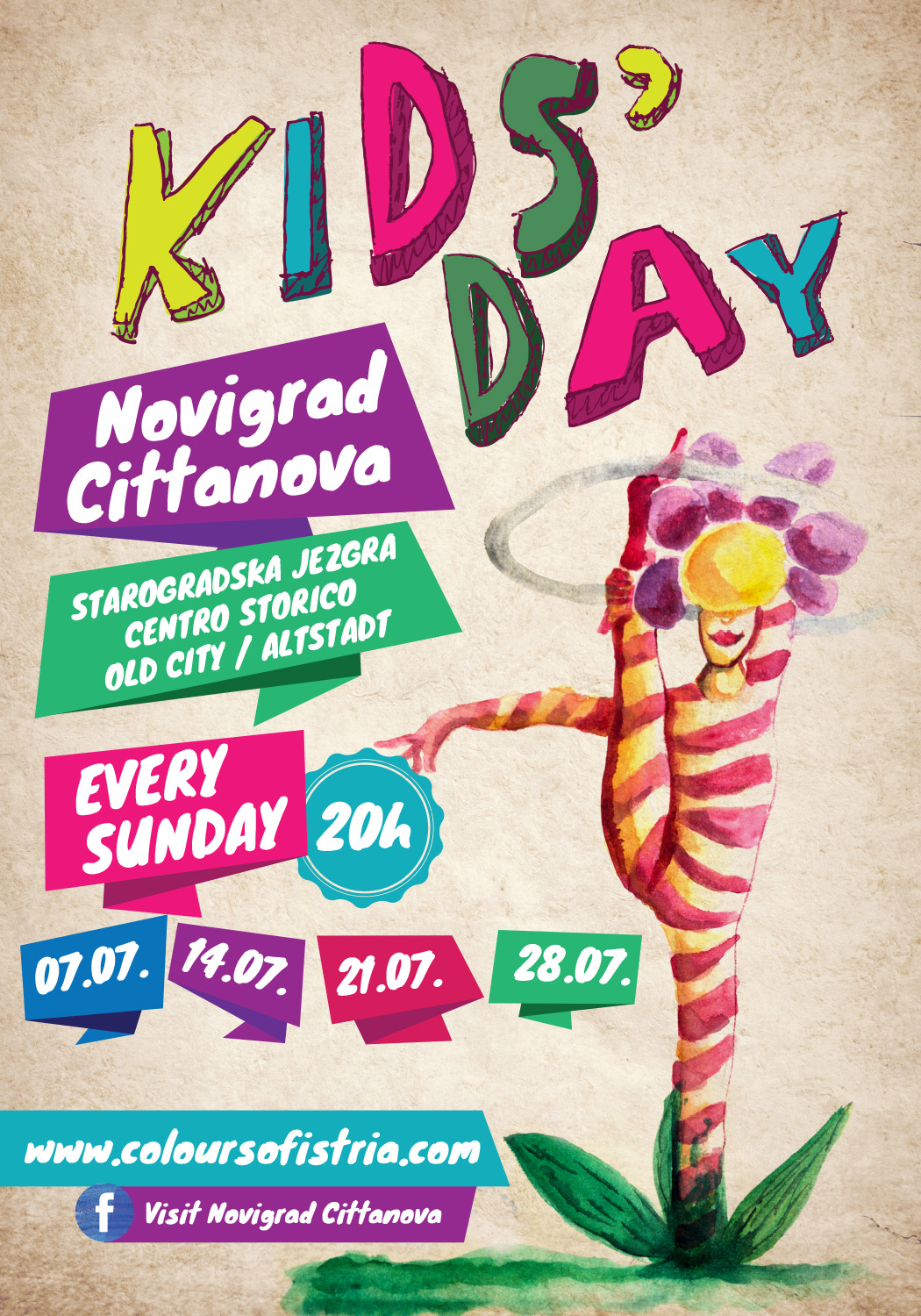 http://www.novigrad.hr/kids_day