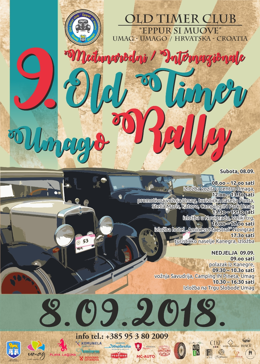 http://www.novigrad.hr/9._old_timer_rally