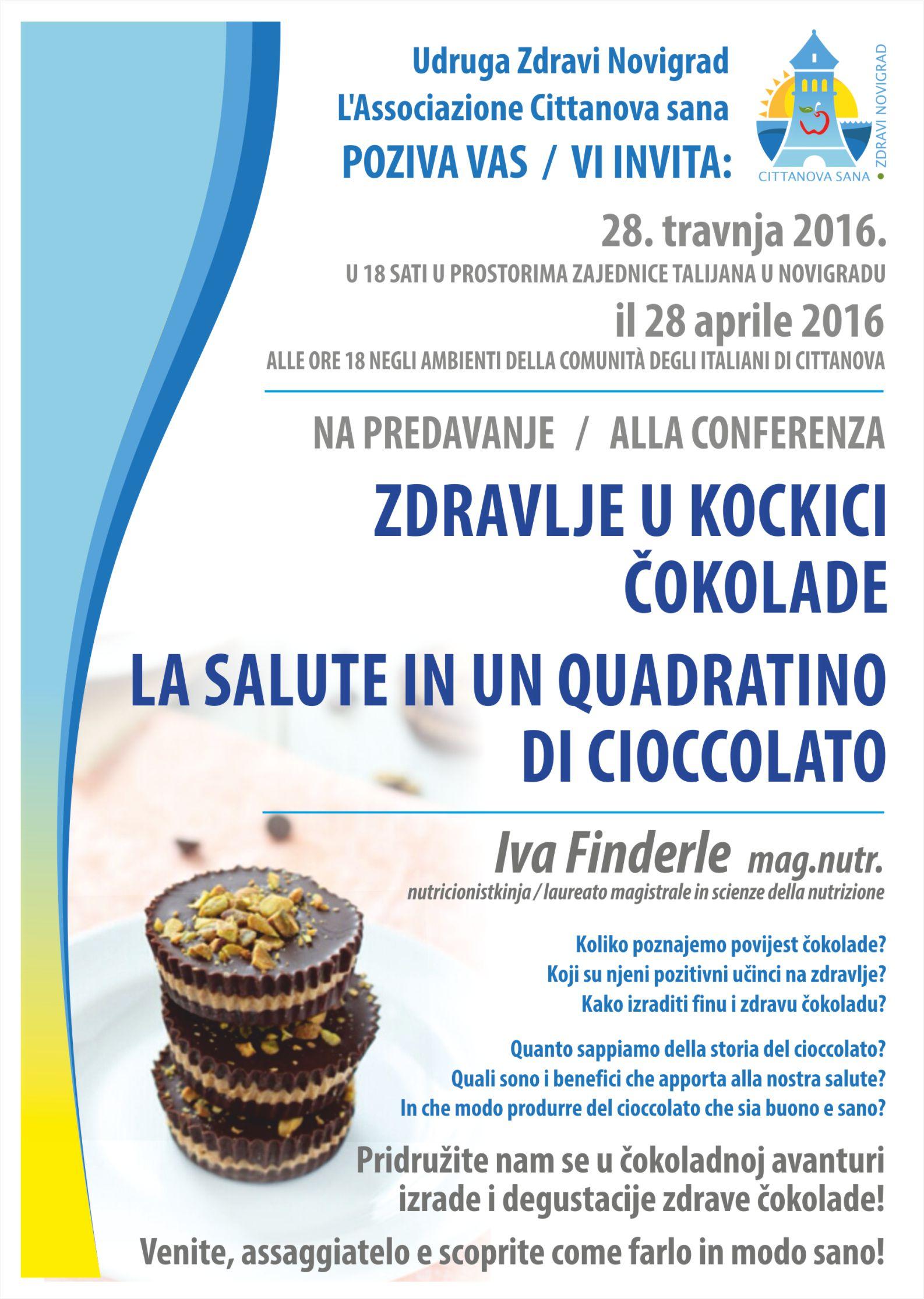 http://www.novigrad.hr/Predavanje_-_Iva_Finderle_mag._nutr_Zdravlje_u_kockici_okolade