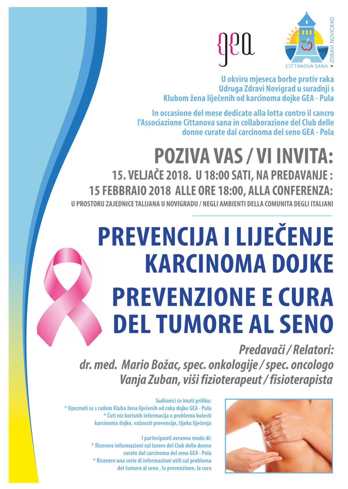 http://www.novigrad.hr/predavanje_prevencija_i_lijechenje_karcinoma_dojke1