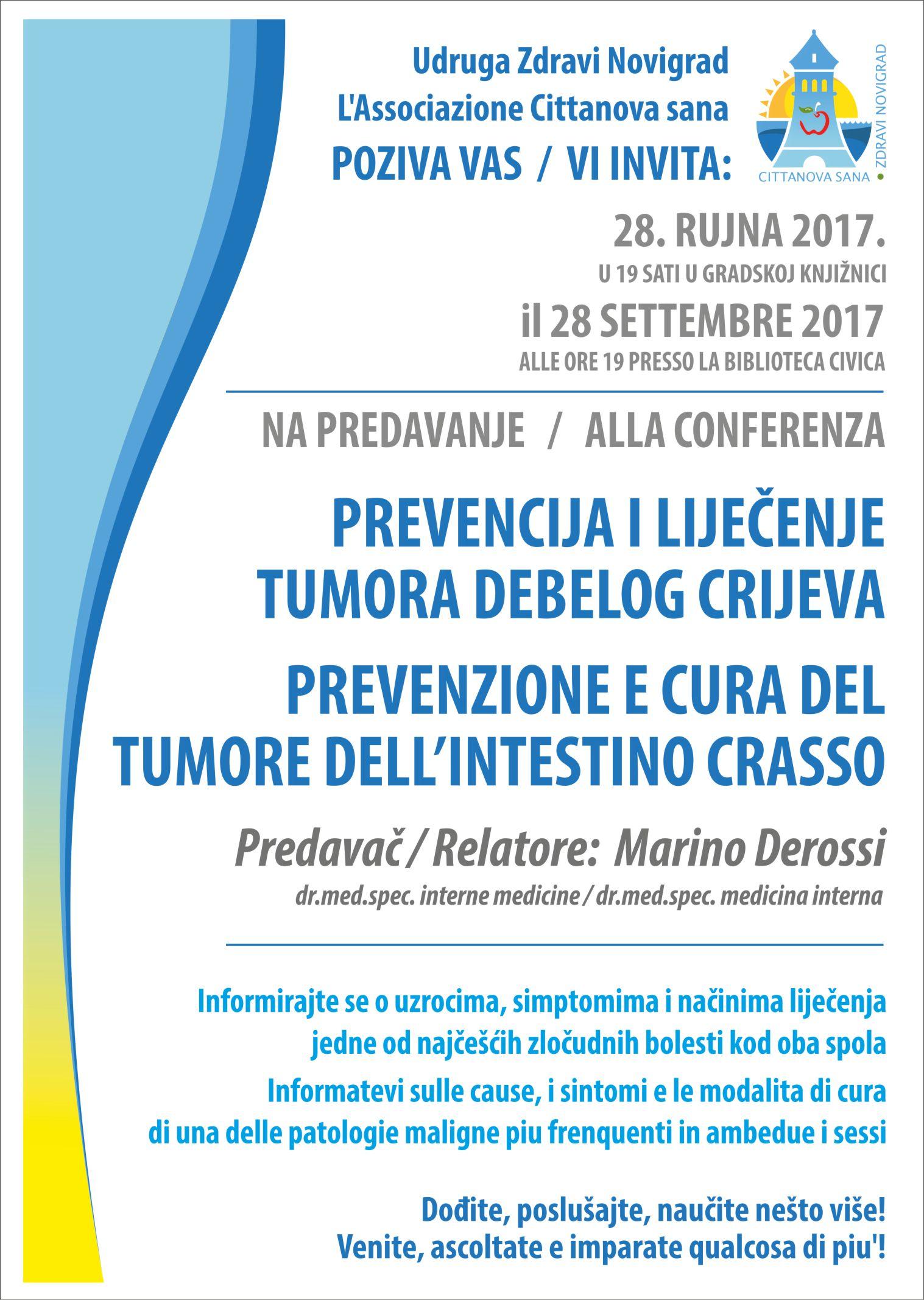 http://www.novigrad.hr/predavanje_prevencija_i_lijechenje_tumora_debelog_crijeva
