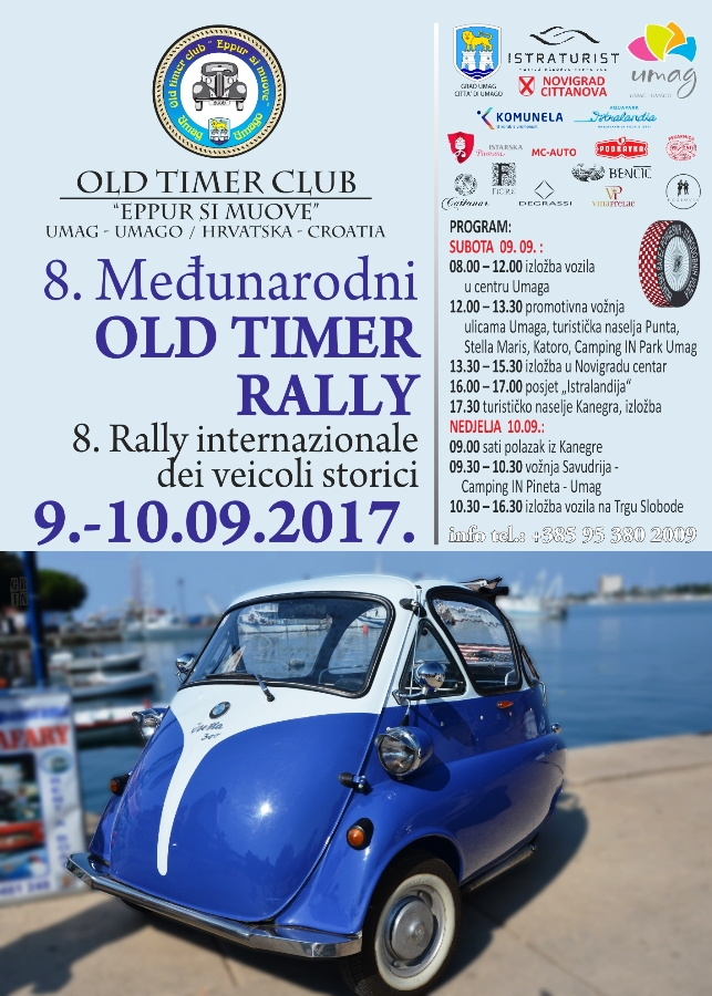 http://www.novigrad.hr/8._old_timer_rally