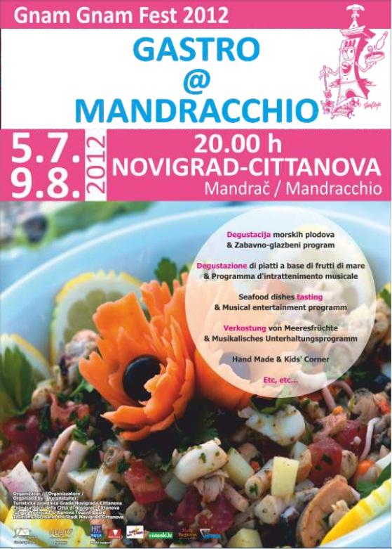 Gnam Gnam Fest: Gastro@Mandracchio